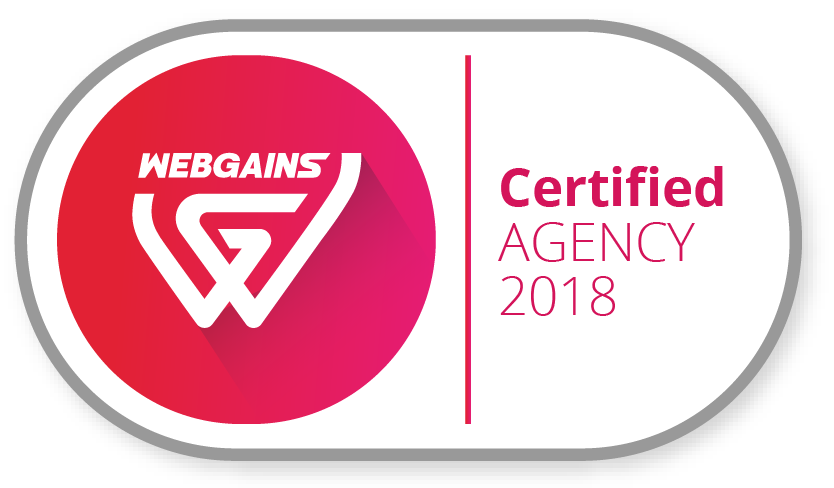 Webgains Certified Agency