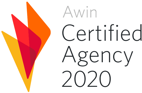 Awin Certified Agency 2020
