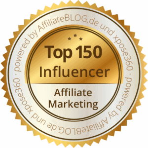 Top 150 Affiliate Influencer